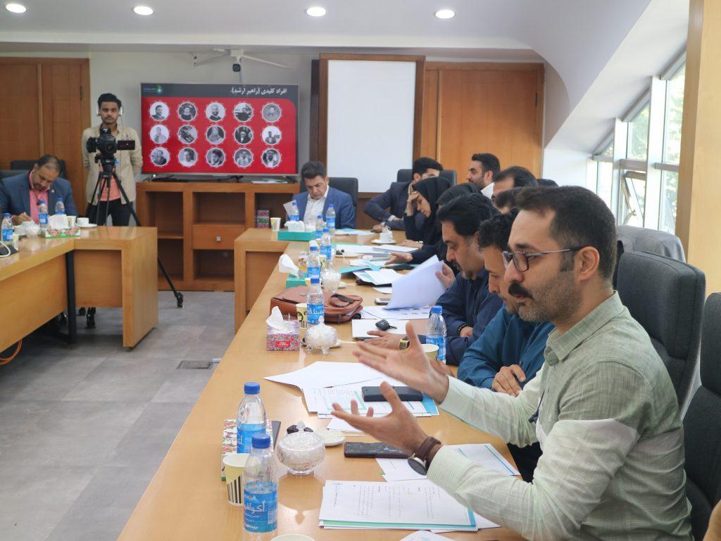سید محسن سیدین، مدیر سرمایهگذاری شناسا