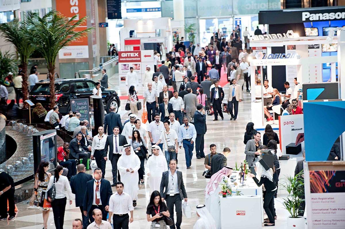 جیتکس ، بزرگترین و معتبرترین نمایشگاه فناوری اطلاعات در منطقه خاورمیانه