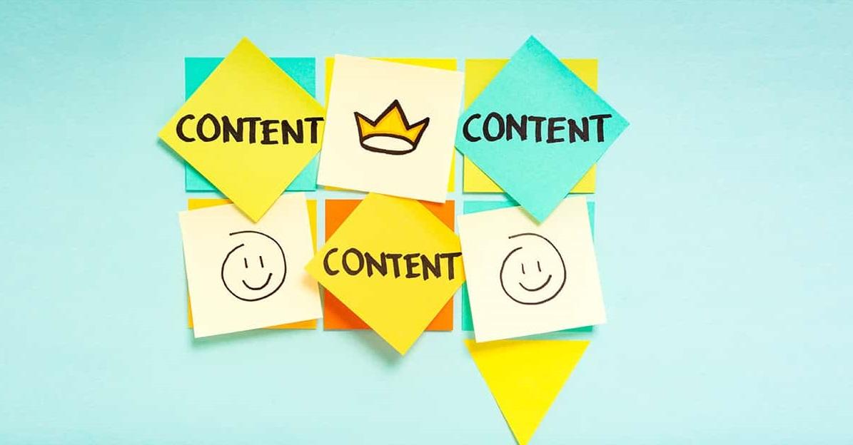 هر آنچه باید درباره محتوا و بازاریابی محتوا بدانید