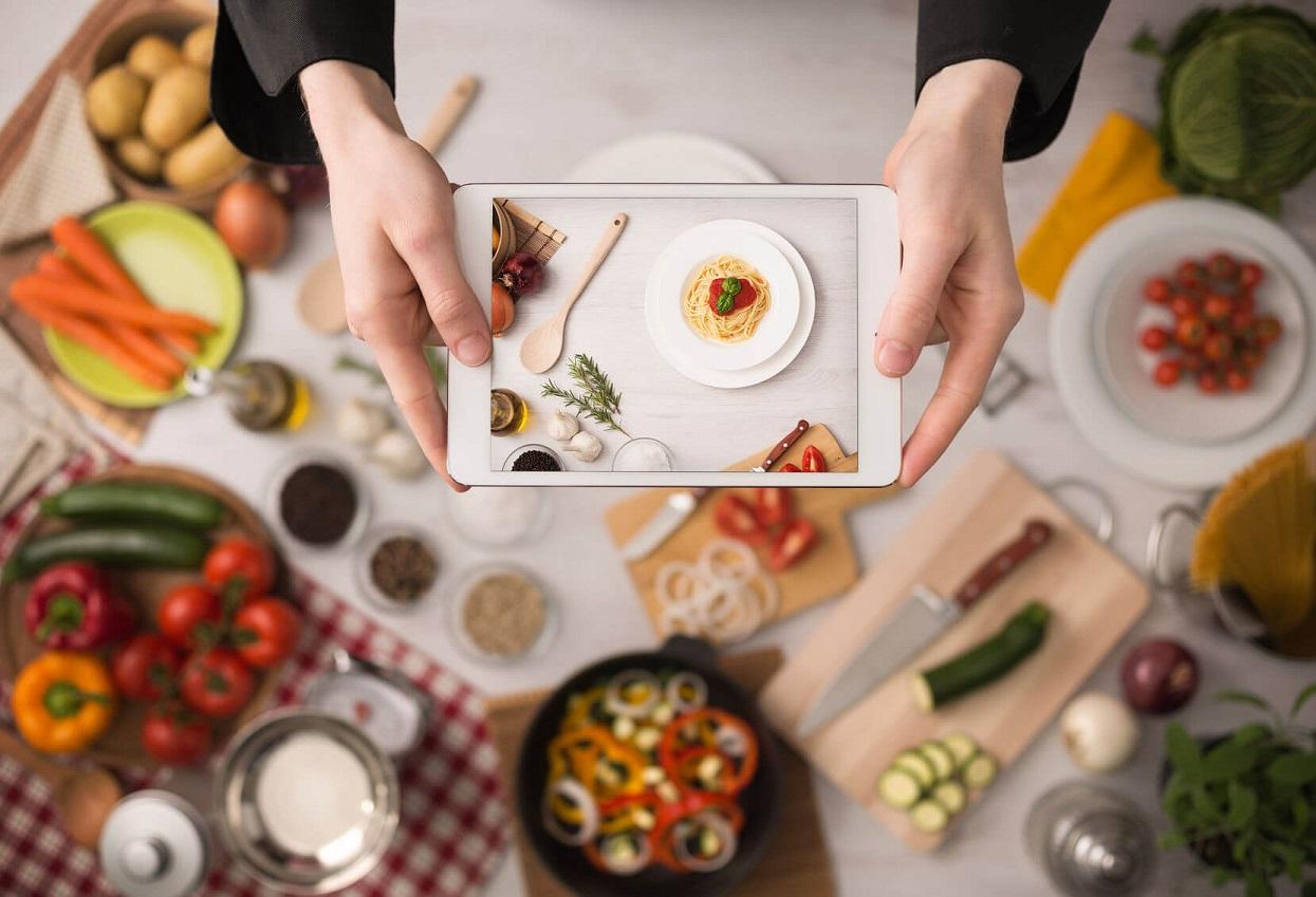 لذت بردن از غذاهای بهتر با هوش مصنوعی!