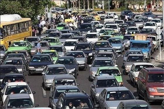 حمل و نقل؛ از سرفصل های برنامه تهران هوشمند