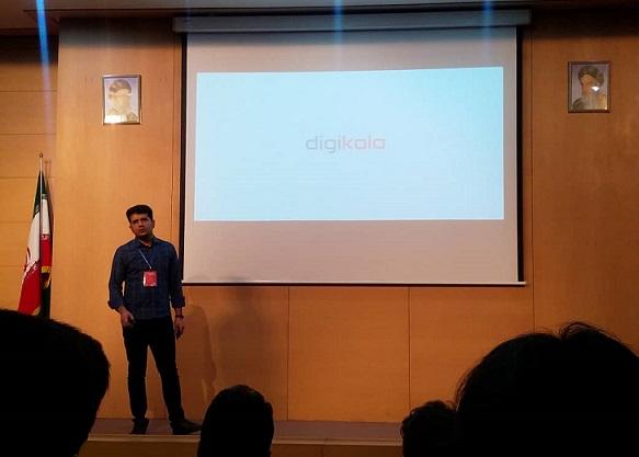 حامد دهقانی مهندس داده از دیجی کالا