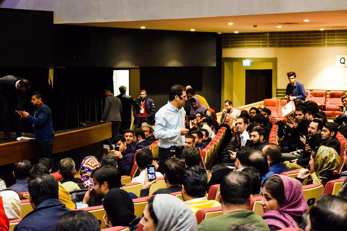 مجید حسینی نژاد بنیان گذار علی بابا
