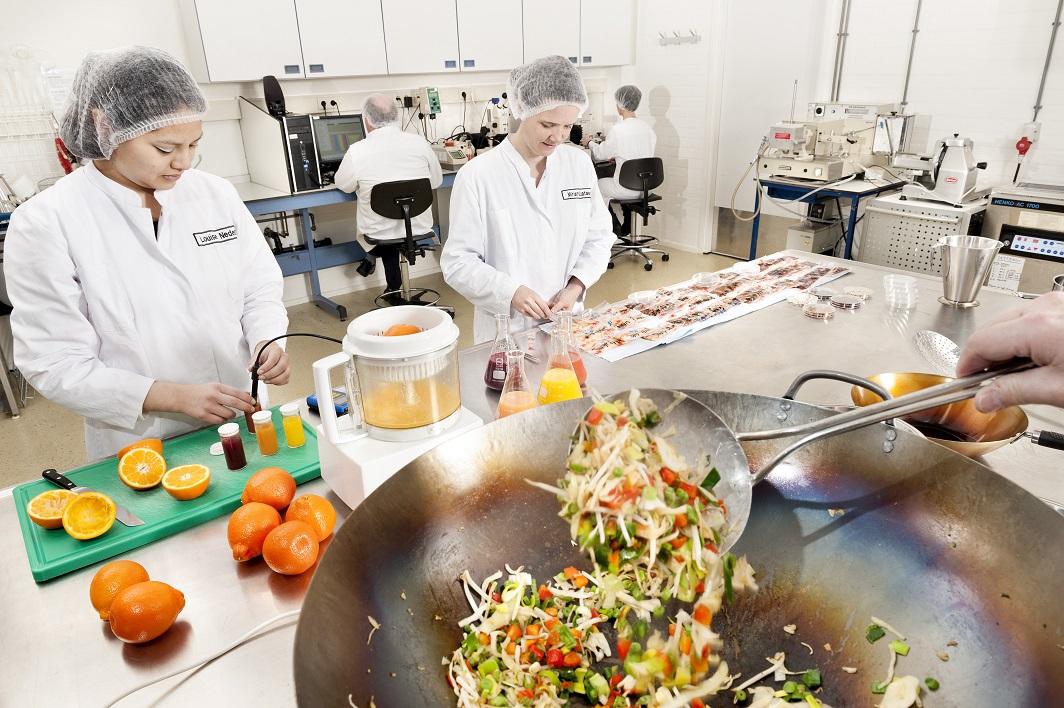 پیشرفتهای تکنولوژیکی در صنعت غذایی