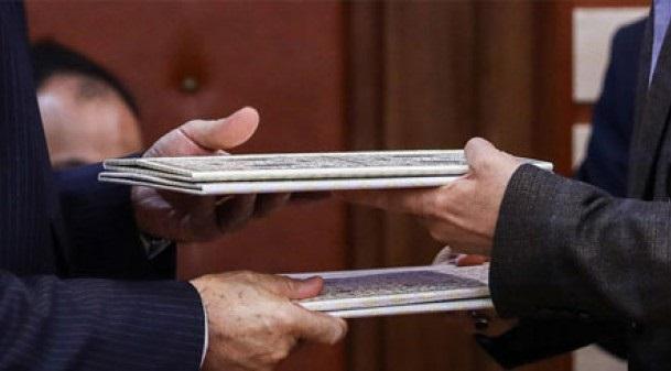 ۱۲قرارداد و تفاهمنامه همکاری در حوزه آب منعقد شد
