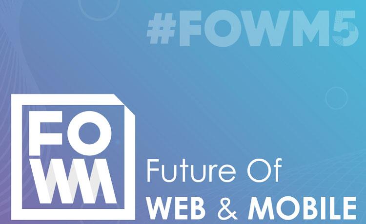 برگزاری پنجمین رویداد آینده وب و موبایل
