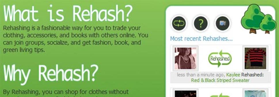 Rehash Clothes