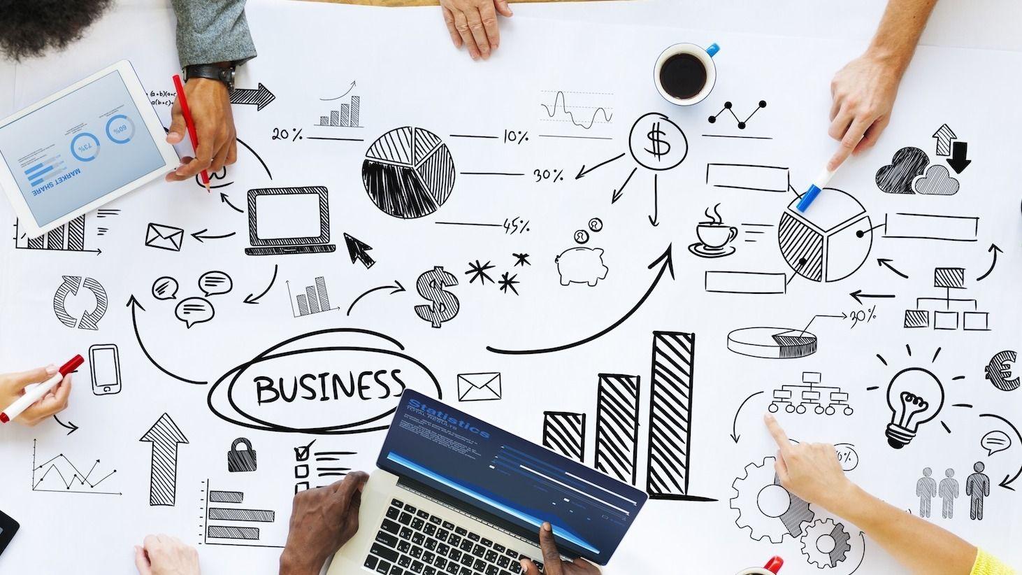 بهترین مدل های کسب و کار برای استارتاپ ها ( معرفی 19 مدل ) - اکوموتیو