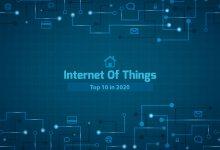 10 شرکت برتر iot در سال 2020