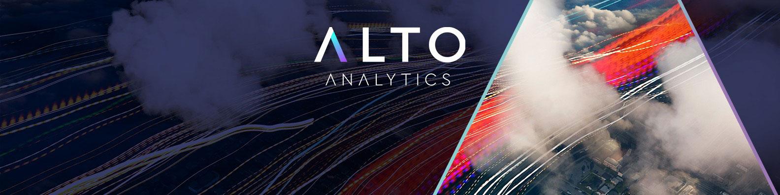 پلتفرم Alto Analytics