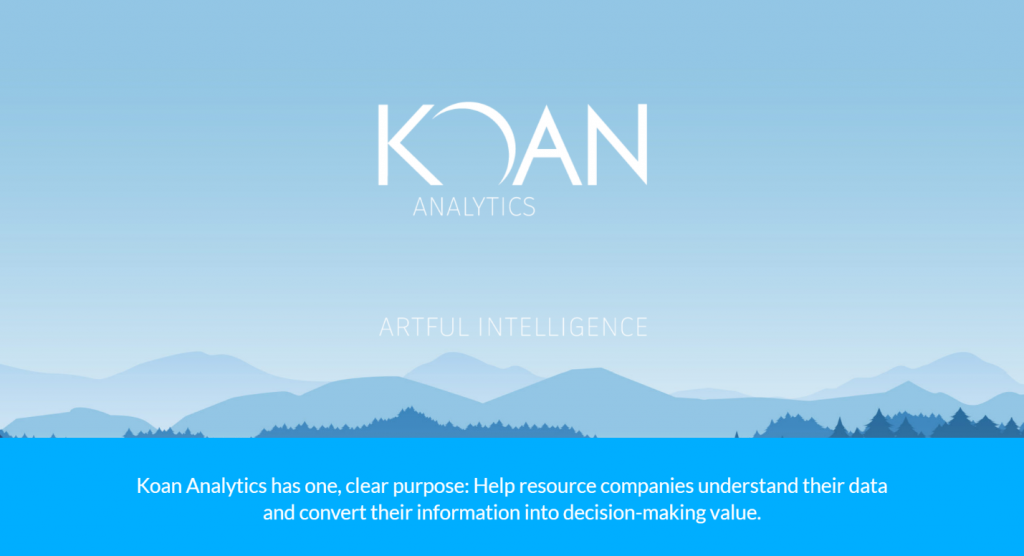 استارتاپ Koan Analytics