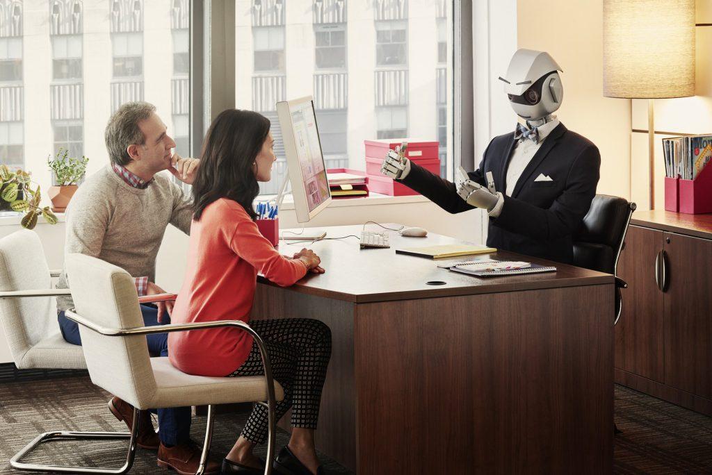 مزایای استفاده از مشاوران روبو