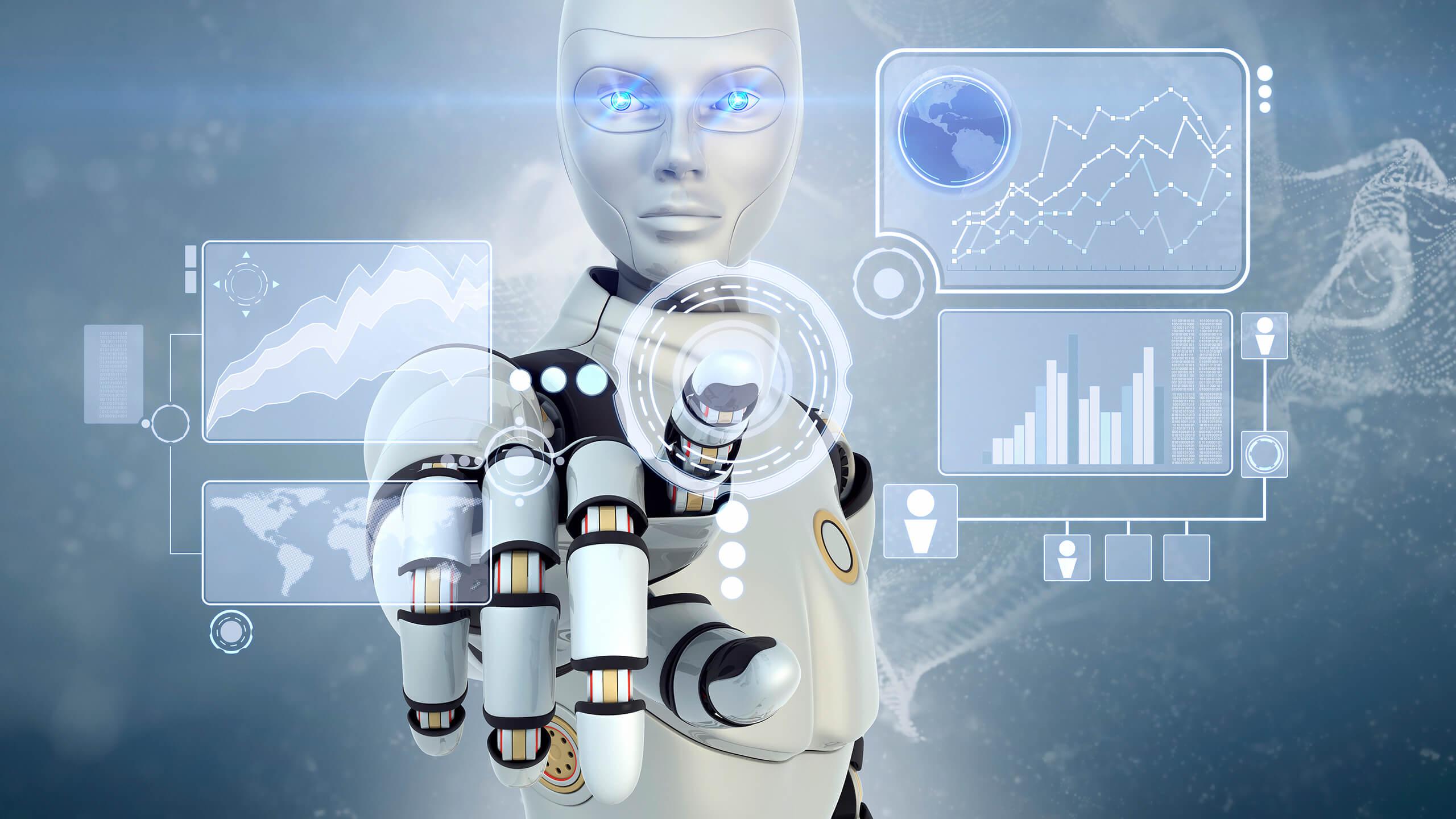 شناخت و درک مشاوران روبو