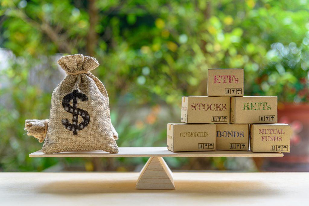 متعادل سازی پرتفوی (سبد های مالی)