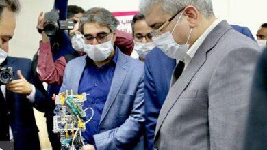 Photo of مدرسه نوآوری یزد با حضور معاون رئیس جمهور افتتاح شد