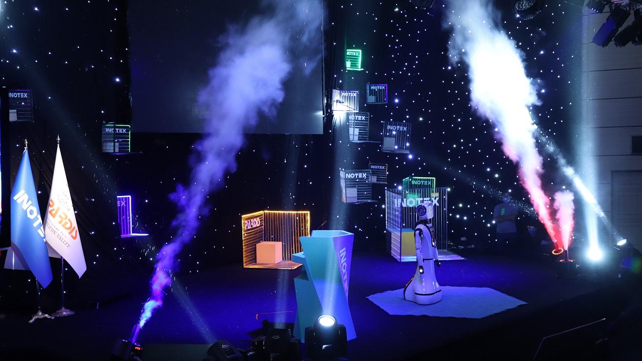 نهمین نمایشگاه بین المللی نوآوری و فناوری آغاز به کار کرد