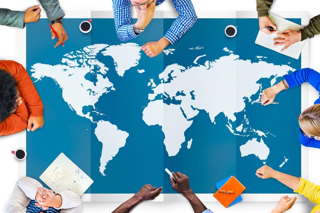 صندوقهای بینالمللی و صندوقهای جهانی