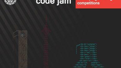 Photo of برگزاری مسابقات برنامهنویسی آنلاین CodeJam Sharif