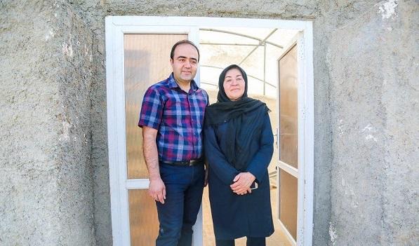 اشرف شریفیان و پسرش