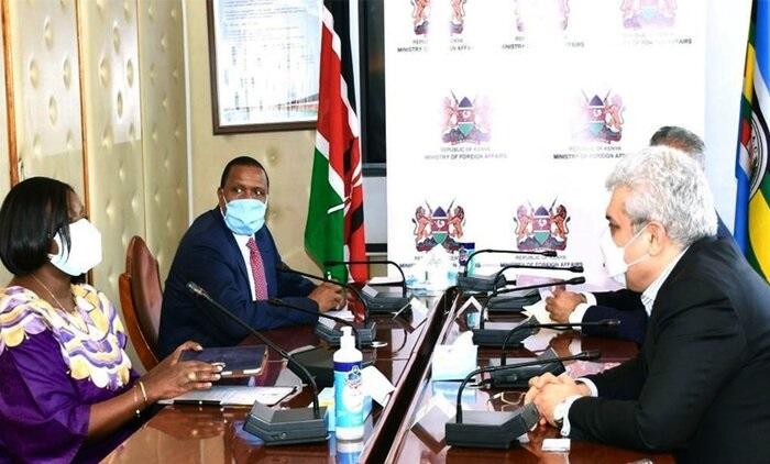 مذاکره ۱۳۰ شرکت کنیایی با دانش بنیان های ایرانی