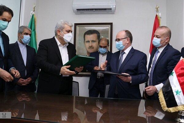 تثبیت بازار فناوری ایران در سوریه