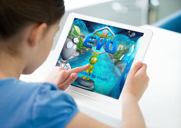 بازی ويديوييEndeavorRx براي در كودكان بيمار بيش فعال- نقص توجه(ADHD) 8تا 12 سال، طراحی شده است.