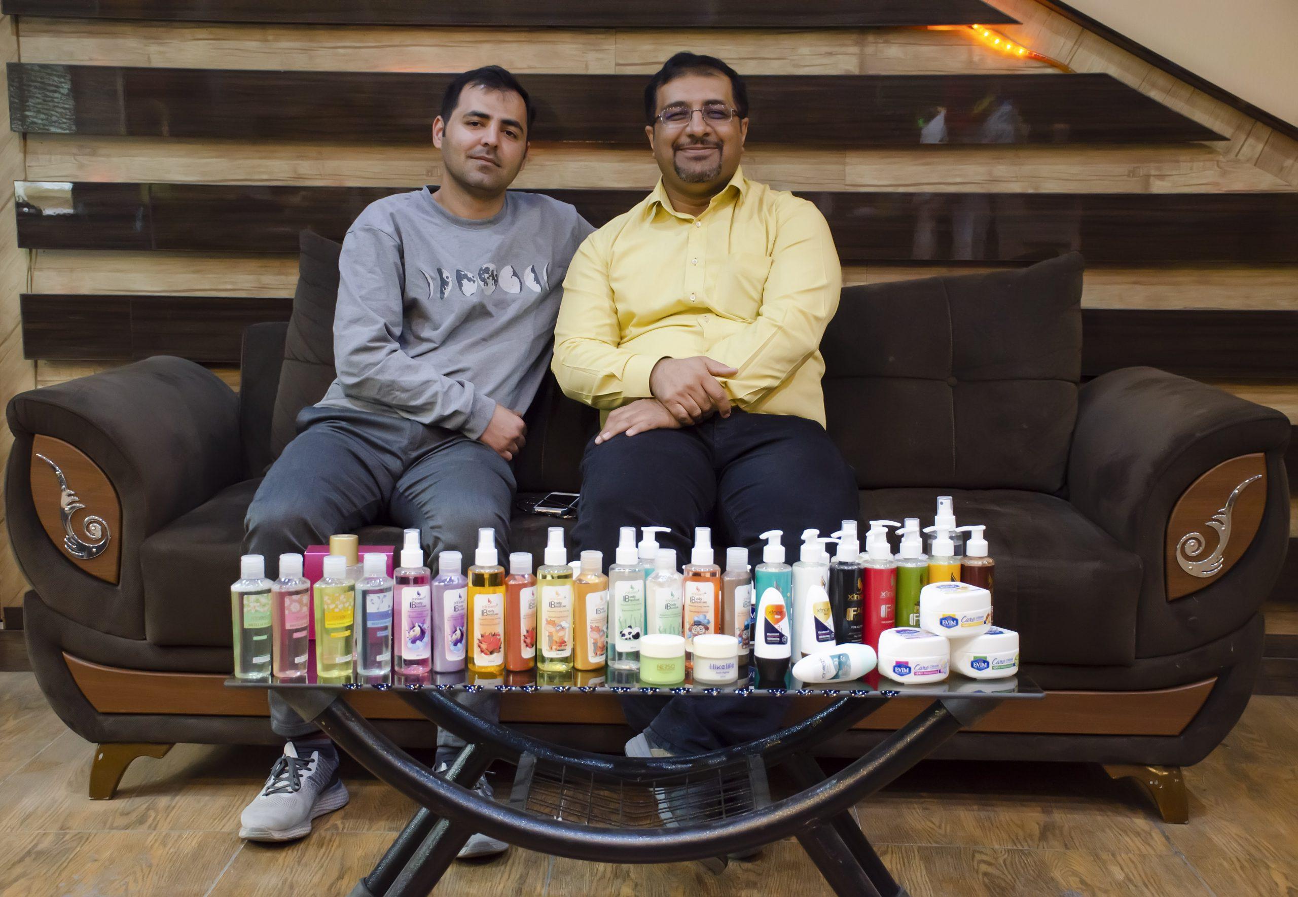 ژینوا بررسی ساخت محصولات آرایشی و بهداشتی