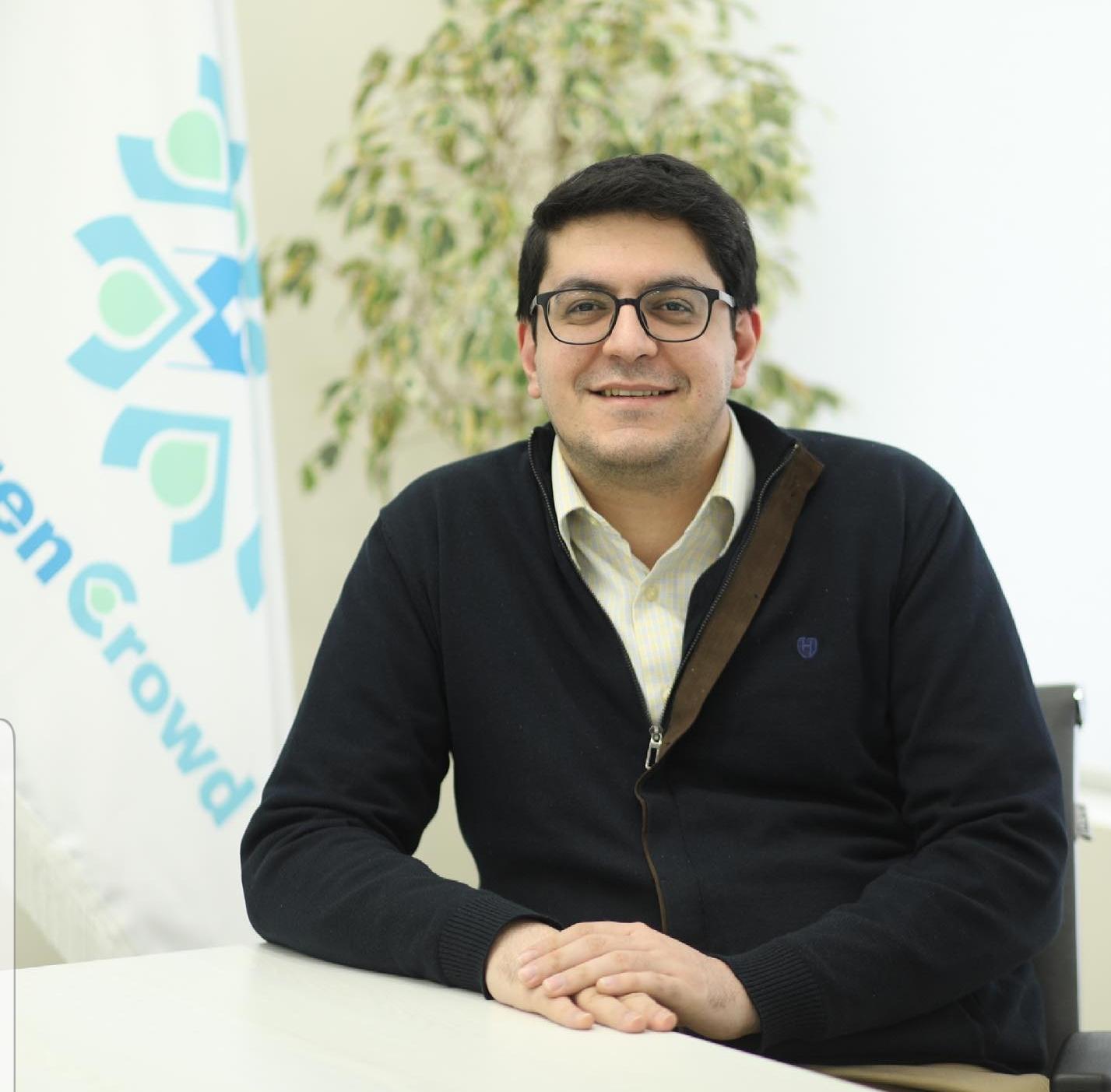 گفتگو با علی عمیدی مدیرعامل کارن کراود در حاشیه اینوتکس 2021