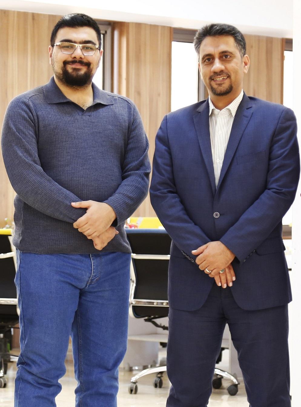 گفتگو با مدیران هاب شیراز