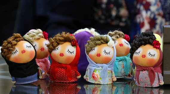 برگزاری رویدادهای پیوند فرهنگی «رویداد بازی ، اسباب بازی و عروسک»