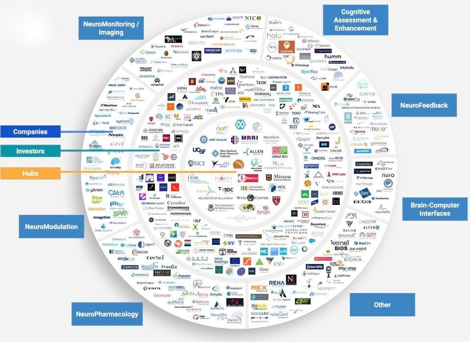 بررسی اجمالی چشم انداز جهانی صنعت NeuroTech 2020