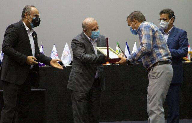 اختتامیه اولین دوره جایزه استارتاپی استاد محمدکریم فضلی برگزار شد