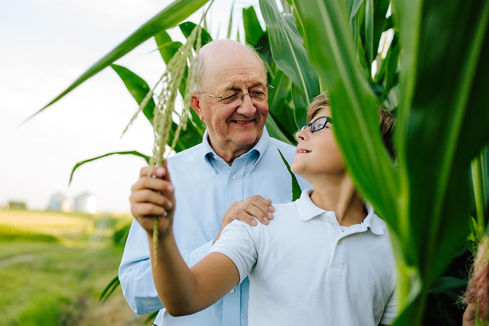 ارائه نوآوری به نسل آینده کشاورزان. Pivot Bio نقطه عطف نیتروژن است.
