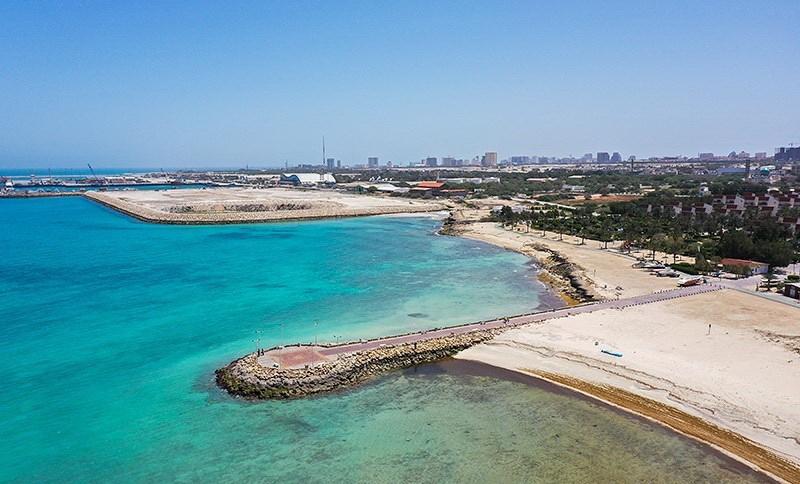دستورات ویژه مدیرعامل سازمان منطقه آزاد قشم برای تسریع و اتمام 4 پروژه نیمه تمام جزیره قشم