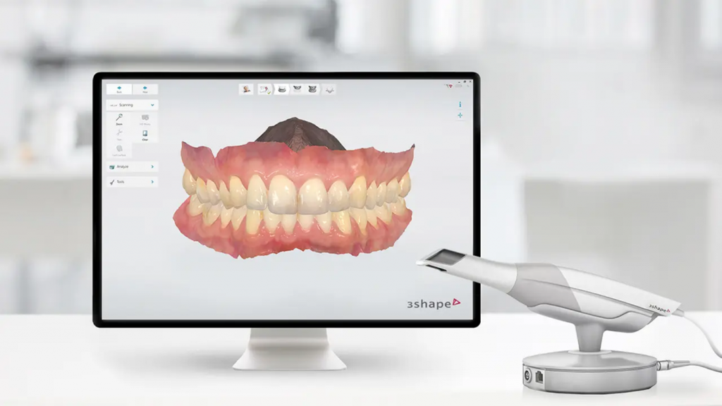 اسکنر سه بعدی 3Shape