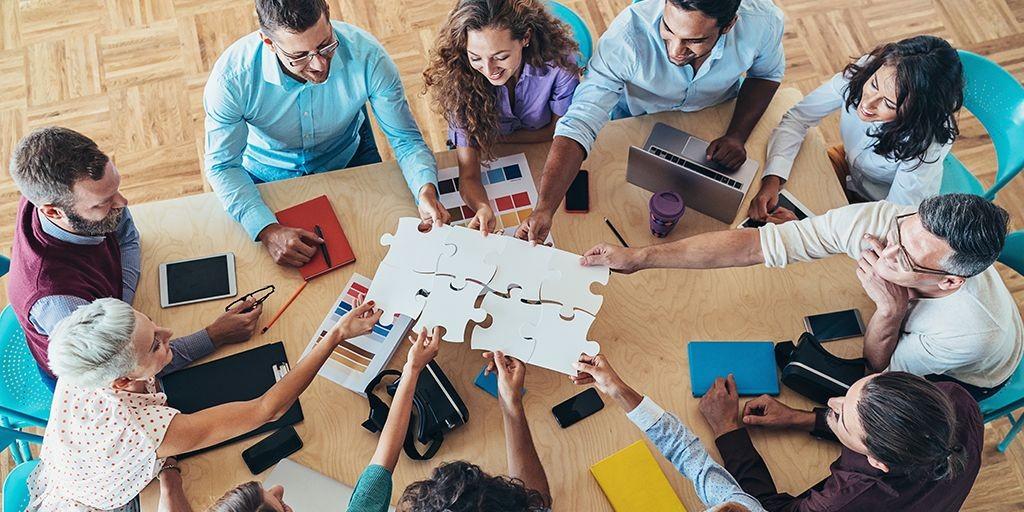 تیم سازی در استارتاپ ها