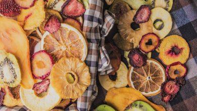 خشک کردن میوه ها در خانه و در آمد زایی از آن