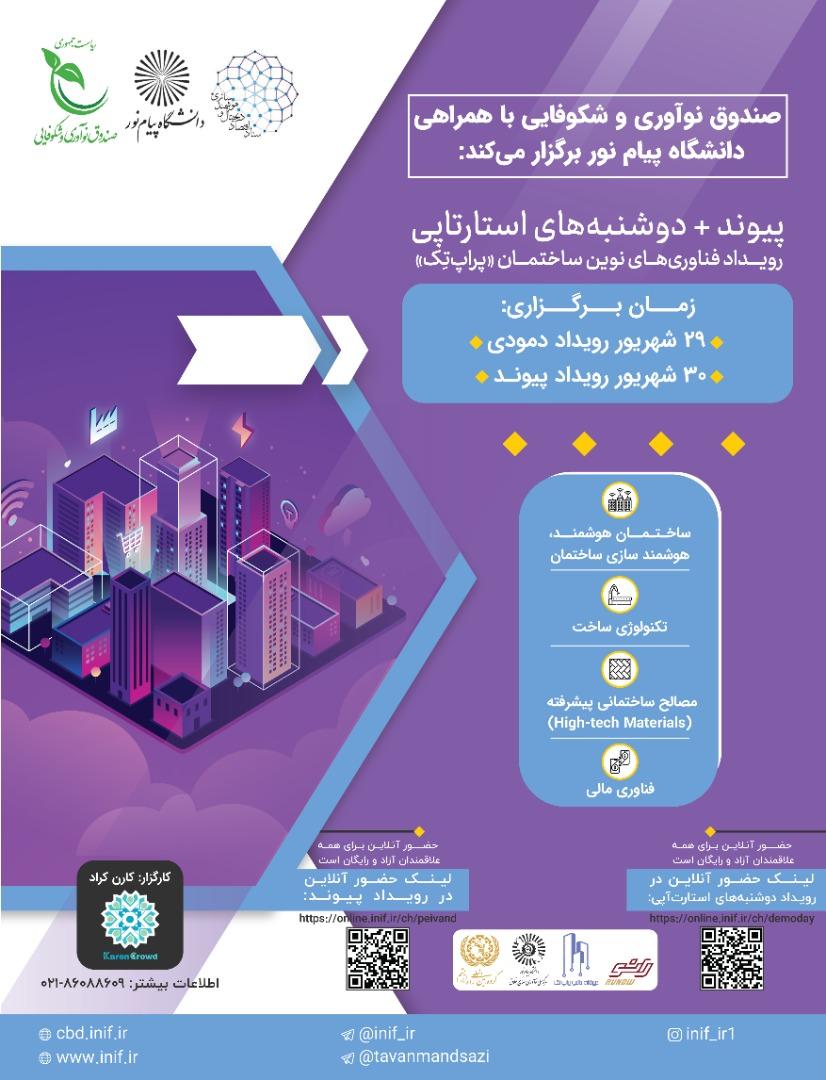رویداد فناوری های نوین ساختمان (پراپ تک)