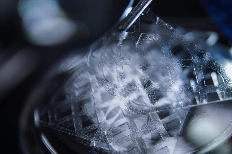 فیلمی که از مواد پروتئینی ساختاری تهیه شده