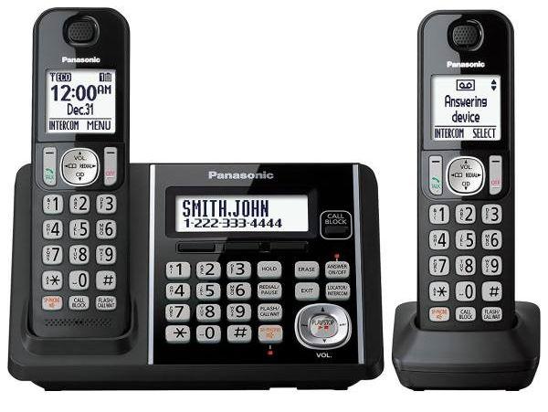 تلفن با سیم پاناسونیک مدل KX- T2378MXW