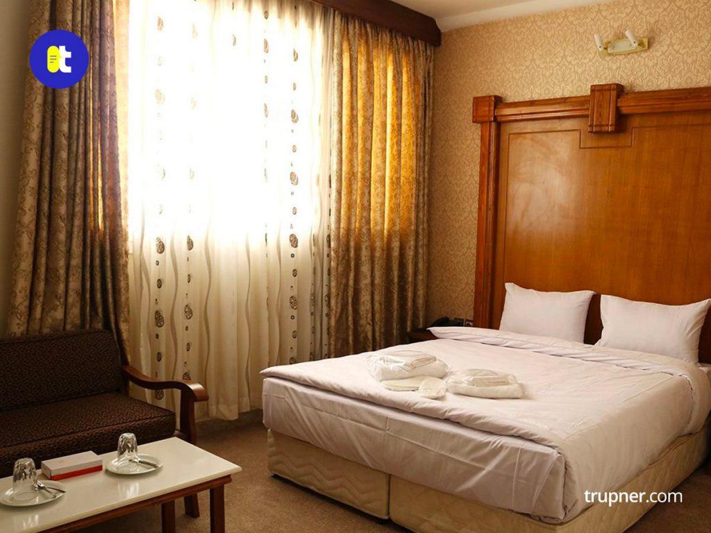 هتل های 3 و 4 ستاره مشهد نزدیک حرم
