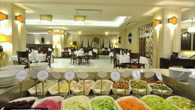 رستوران هتل فردوس مشهد